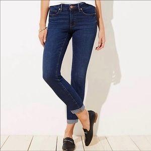 Loft Curvy Skinny Jeans 83